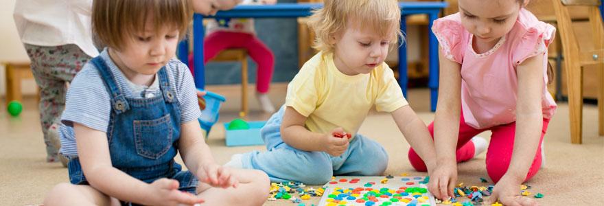 crèches et garderies pour la petite enfance