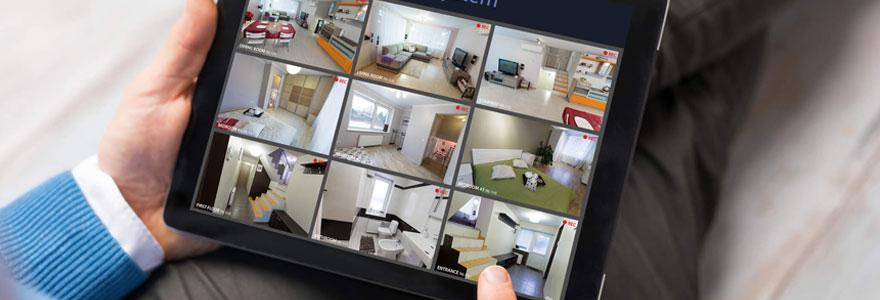 Installer un système de vidéosurveillance pour protéger la sécurité de son domicile