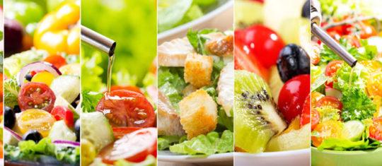 salades italiennes