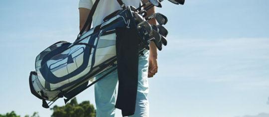 Équipement pour golfeurs