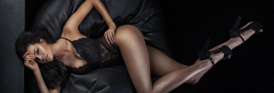lingerie coquine