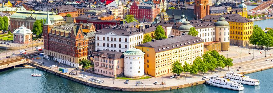 visiter la Suède